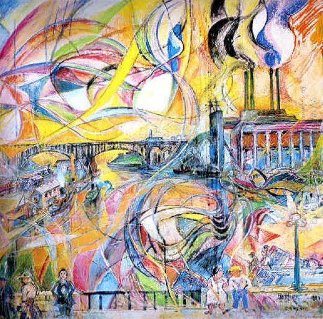 Harlem River 1924