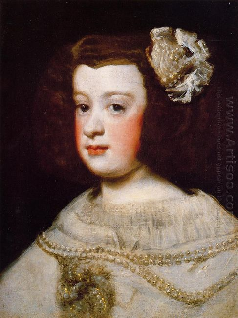 Infan Maria Teresa 1648
