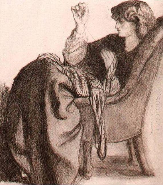 Jane Morris 1860