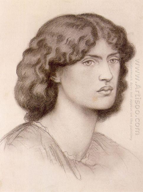 Jane Morris 1870