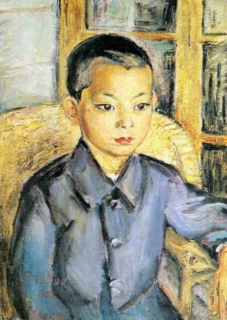 Japanese Boy 1922