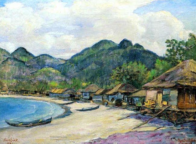 Japanese Village 1921