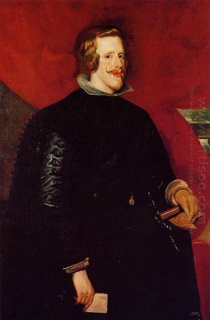 King Philip Iv Of Spain 1632