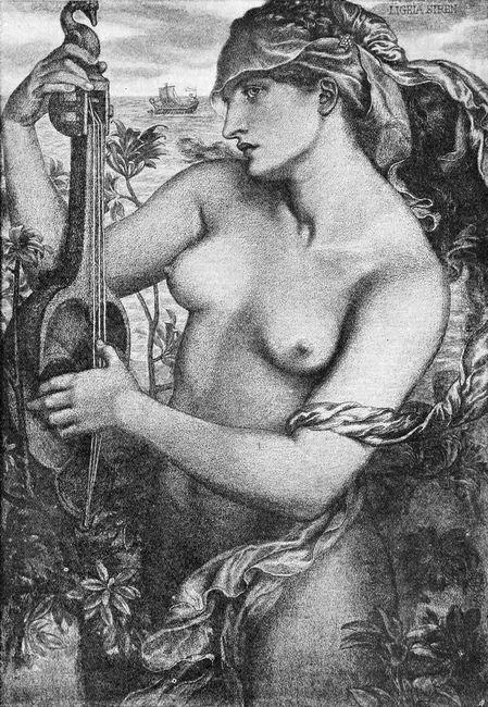 Ligeia Siren 1873
