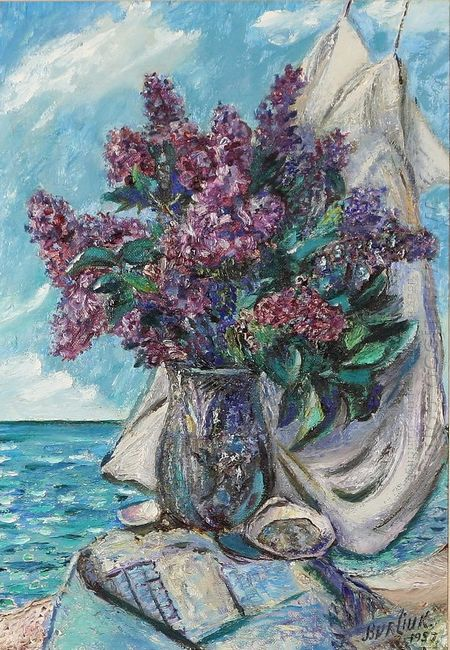 Lilacs By The Sea 1957