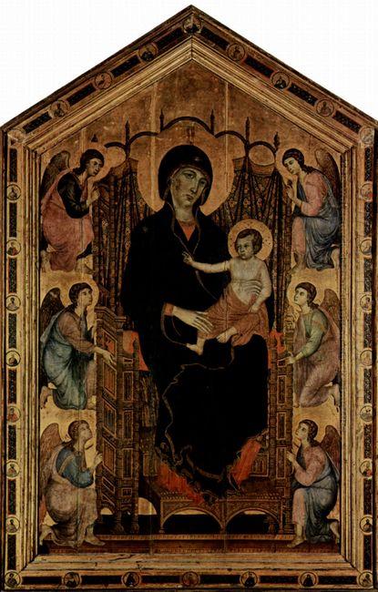Madonna Rucellai 1285