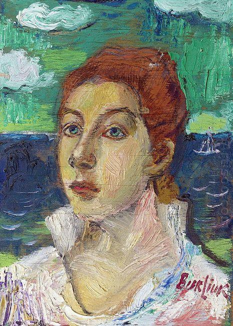 Marusia S Portrait