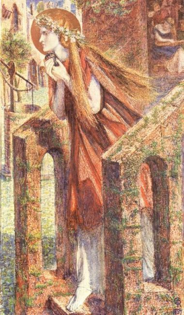 Mary Magdalen 1857
