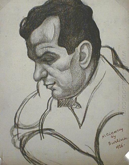 Nicholai Cikovsky 1925