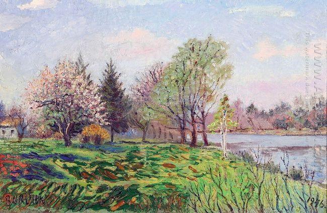 Pennsylvania Spring 1946