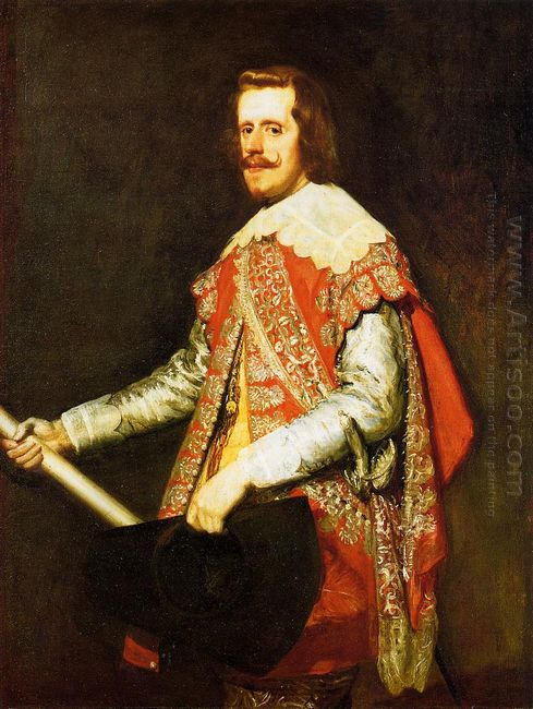 Philip Iv King Of Spain 1644