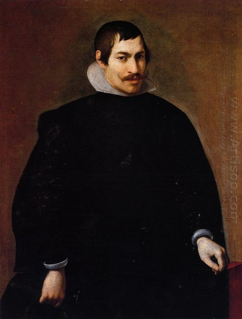 Portrait Of A Man 1628