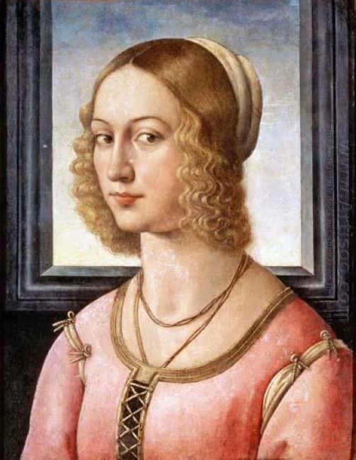 Portrait Of Giovanna Tornabuoni