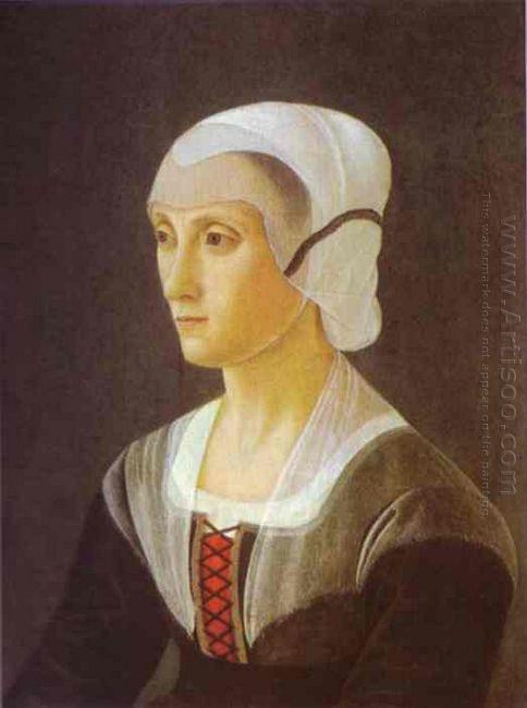 Portrait Of Lucrezia Tornabuoni