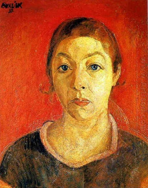 Portrait Of Marusia 1933