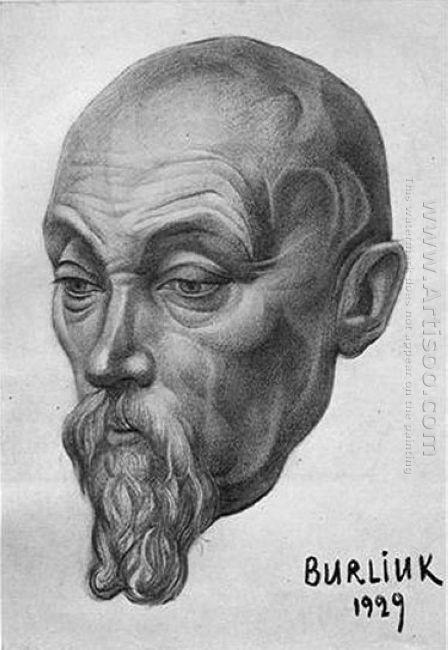 Portrait Of Nicholas Roerich 1929 1