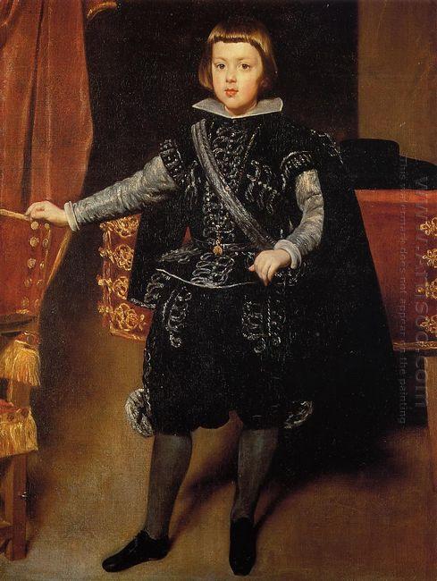Prince Balthasar Carlos