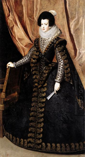 Queen Isabel Standing 1632