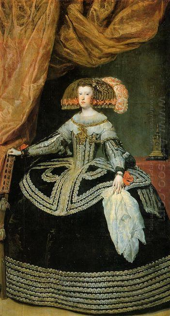 Queen Mariana 1653