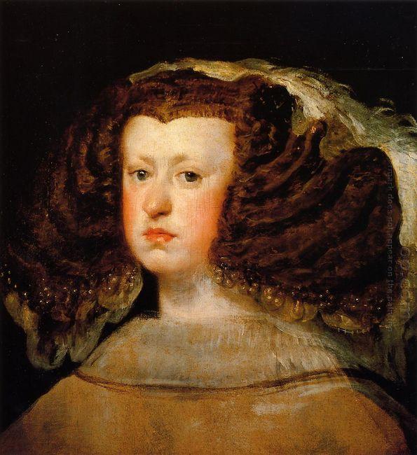 Queen Mariana 1656
