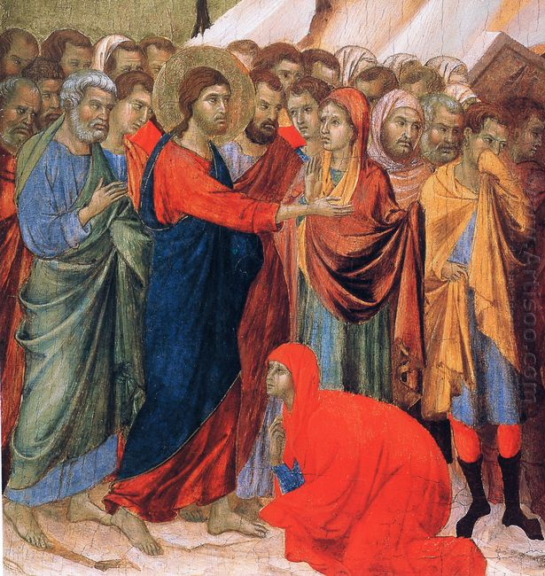 Raising Of Lazarus Fragment 1311