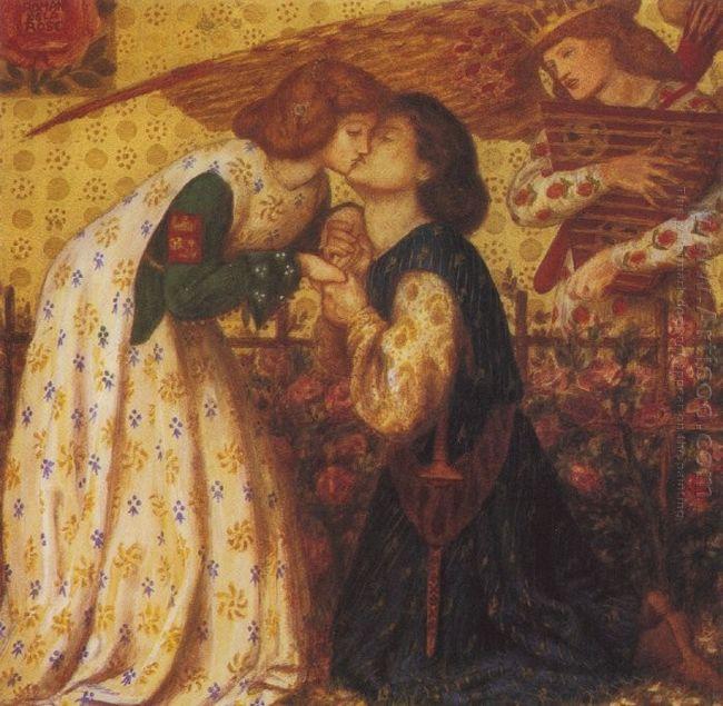 Roman De La Rose 1864