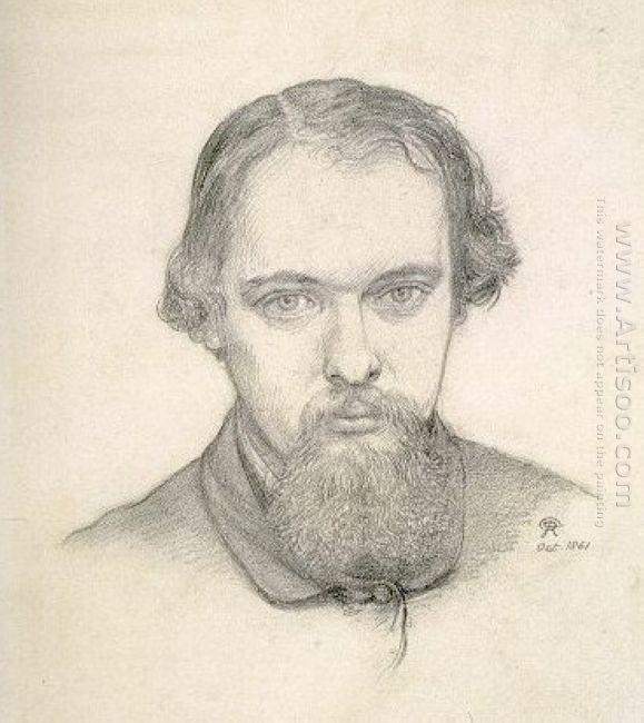 Self Portrait 1861