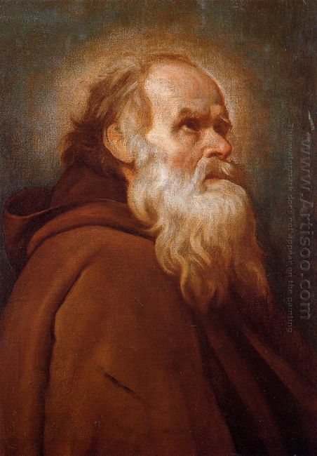 St Anthony Abbot 1638