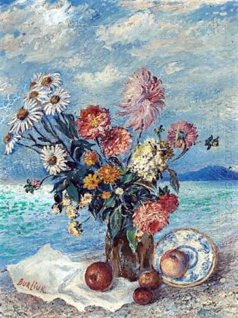 Still Life On The Seashore