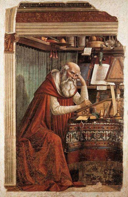 St Jerome 1480