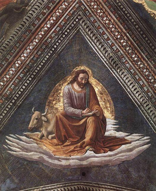 St Luke 1490