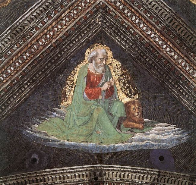 St Mark The Evangelist 1490