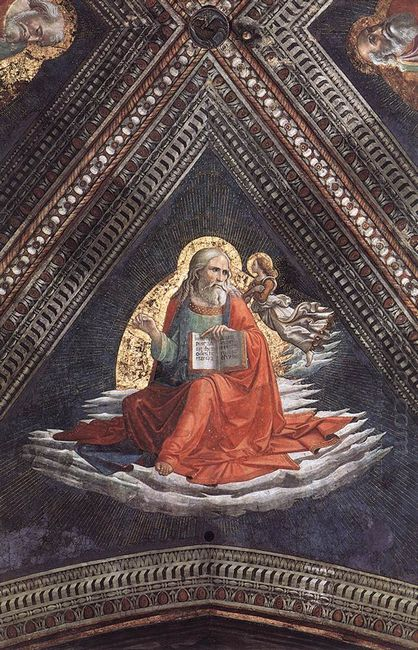 St Matthew The Evangelist 1490