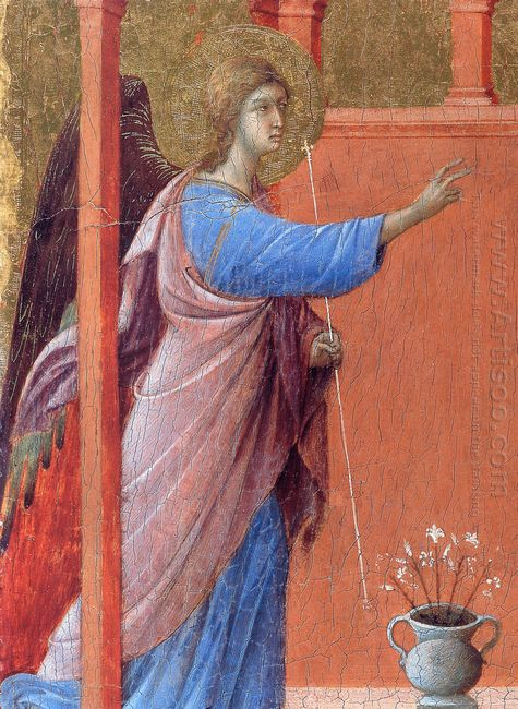 The Annunciation Fragment 1311