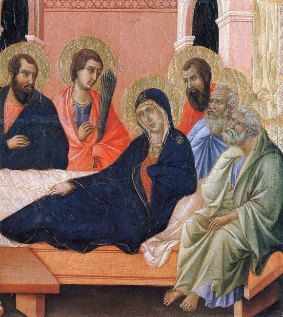 The Apostles Of Maria Fragment 1311 1