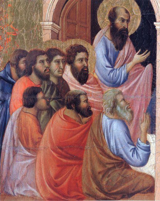 The Apostles Of Maria Fragment 1311