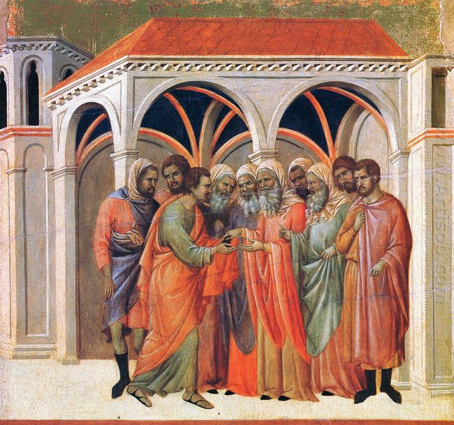 The Betrayal Of Judas 1311