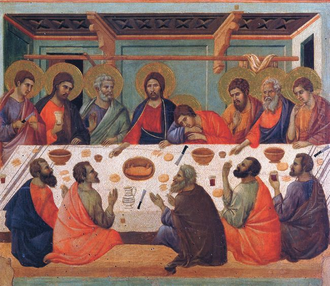 The Last Supper 1311