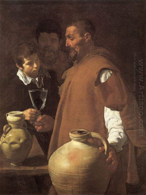 The Waterseller Of Seville 1623