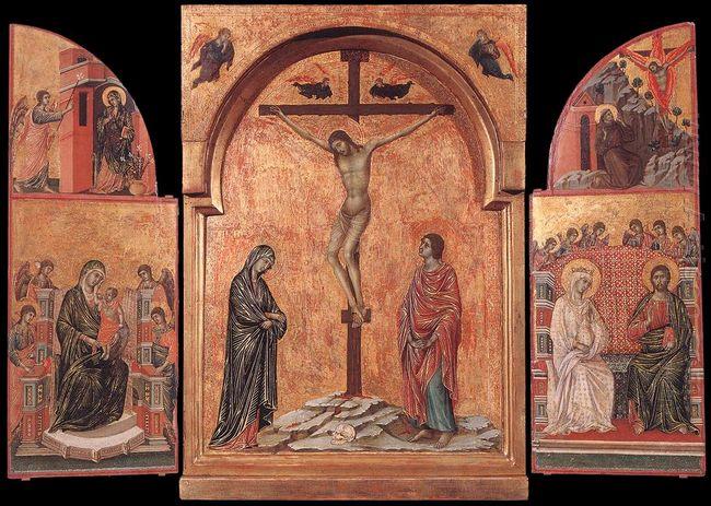 Triptych 1308