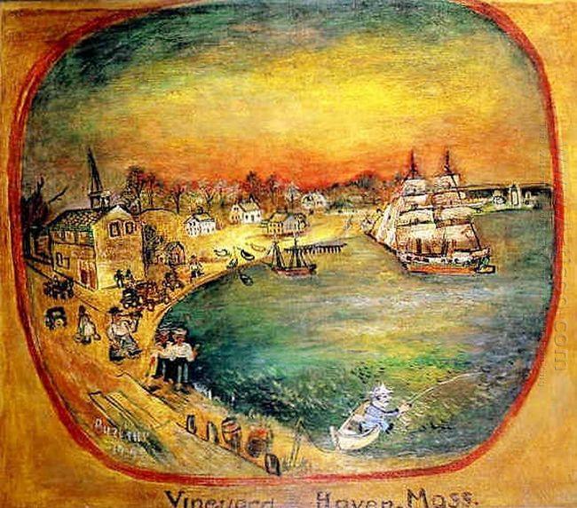 Vineyard Haven Massachusetts 1929