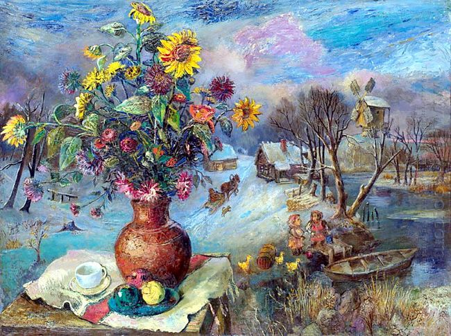 Winter Still Life 1947