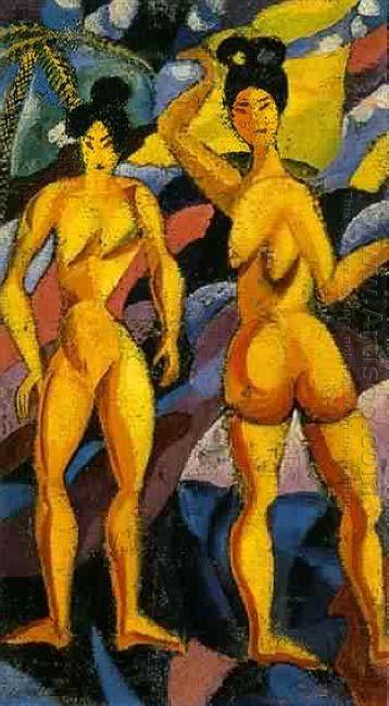 Women From Tropics 1921