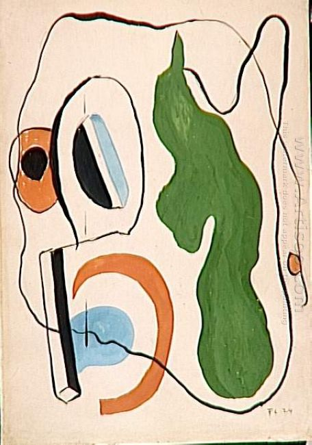 Abstract Composition 1924