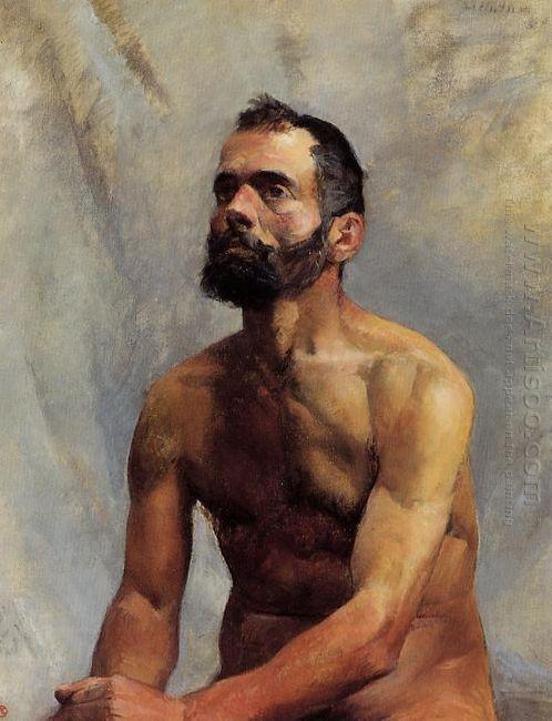 Academic Study Nude
