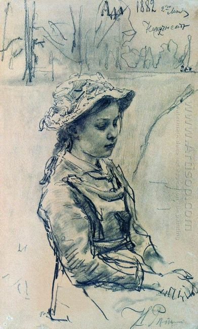 Ada Girl 1882