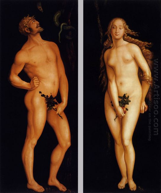 Adam And Eve 1524