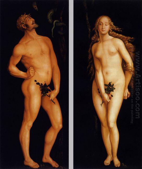 Adam And Eve 1524