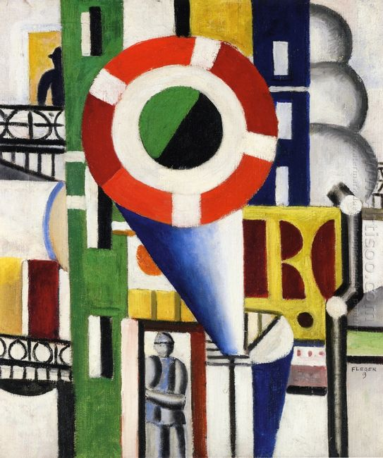 A Disc In The City 1919