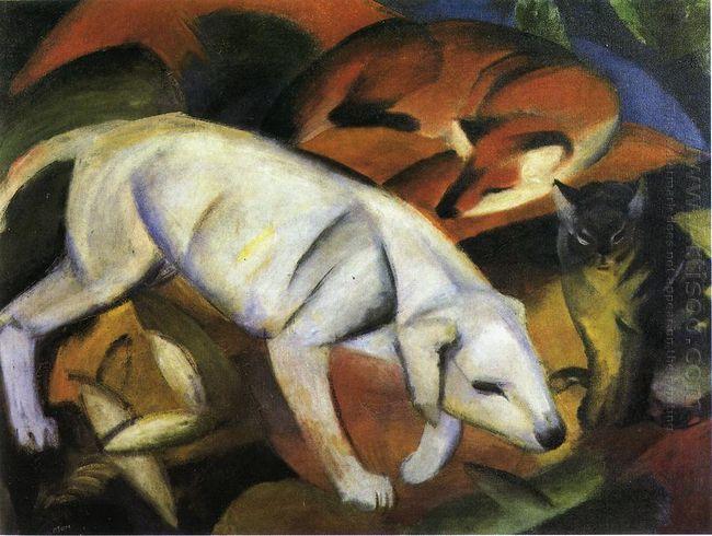 A Dog 1912